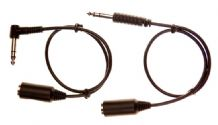 RS1-TRS Single Stereo Guitar Signal Pigtail Set